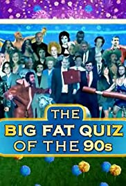 The Big Fat Quiz of the 90s Poster