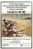 Image of March or Die