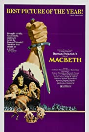 Macbeth (1971) Poster - Movie Forum, Cast, Reviews