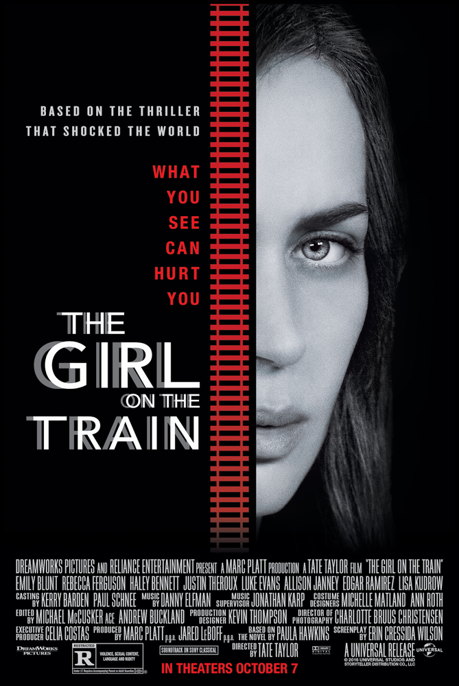 The Girl on the Train 2016 720p WEB-DL 300MB Movies