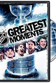 NHL Greatest Moments Poster