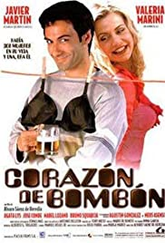 Corazón de bombón Poster