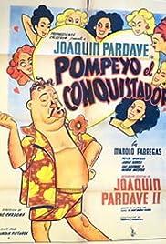 Pompeyo el conquistador Poster