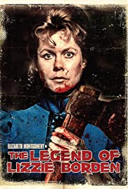 The Legend of Lizzie Borden (1975) Poster - Movie Forum, Cast, Reviews
