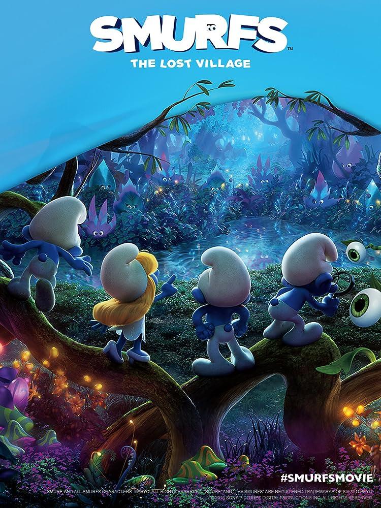 Smurfs: The Lost Village (2017), filme online subtitrat în Română