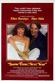 Same Time, Next Year(1978) Poster - Movie Forum, Cast, Reviews