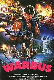 War Bus Poster