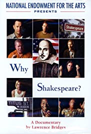 Why Shakespeare? Poster