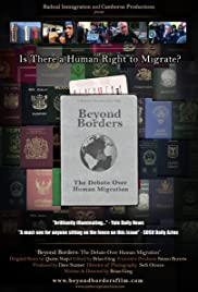 Beyond Borders: The Debate Over Human Migration Poster