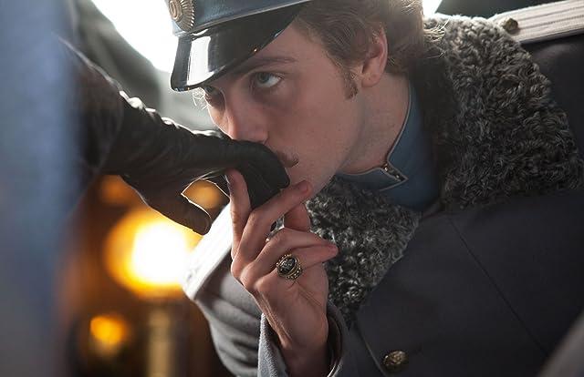 Aaron Taylor-Johnson in Anna Karenina (2012)