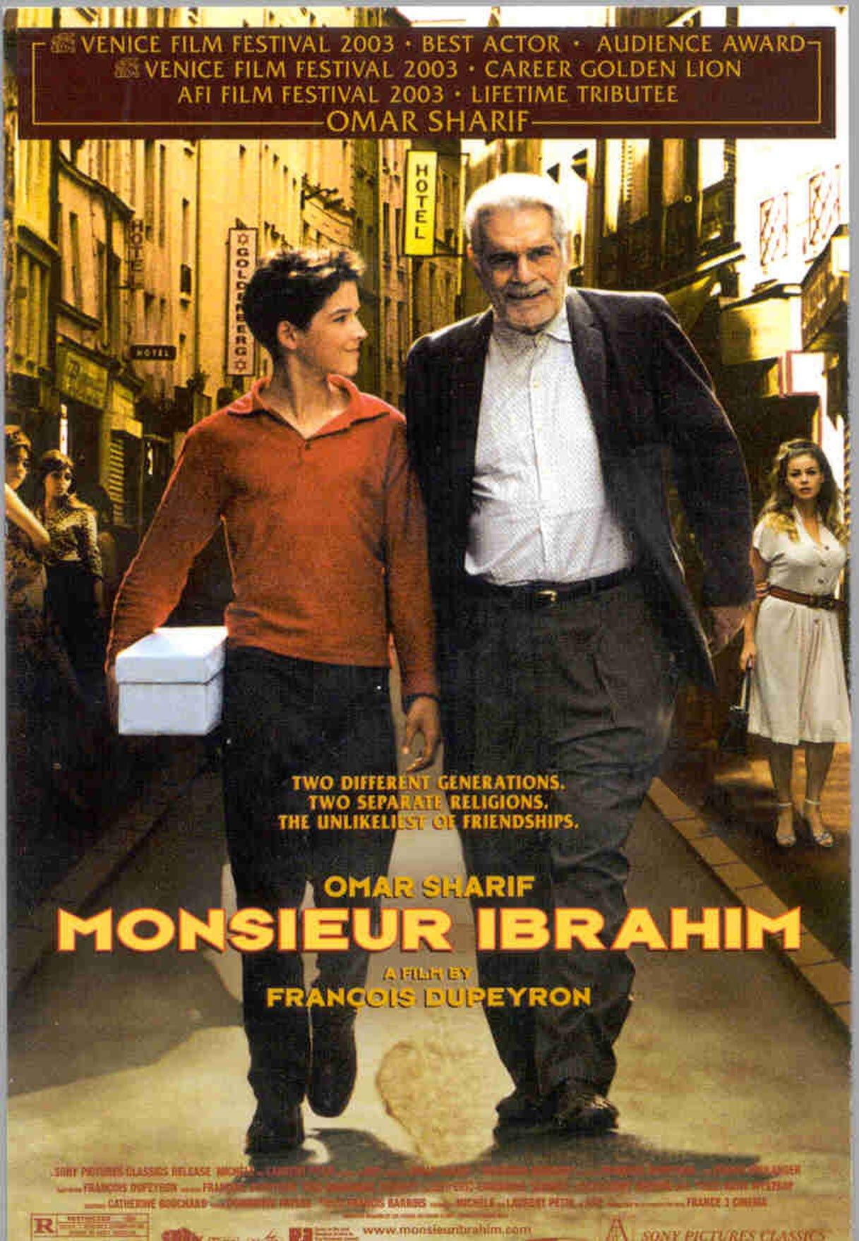 Monsieur Ibrahim Et Les Fleurs Du Coran Film