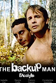 The Backup Man Poster