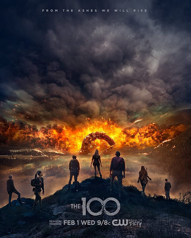 The 100 S04E03 720p HEVC HDTV 200MB