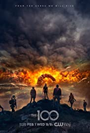 The 100 Poster - TV Show Forum, Cast, Reviews