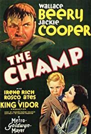 The Champ (1931) Poster - Movie Forum, Cast, Reviews