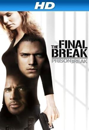 Prison Break: The Final Break poster