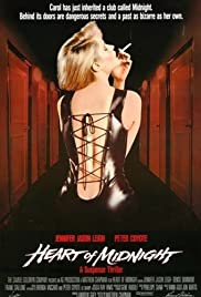 Heart of Midnight Poster