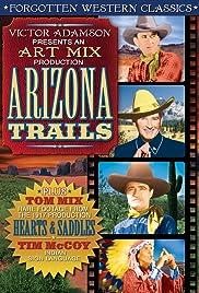Arizona Trails Poster