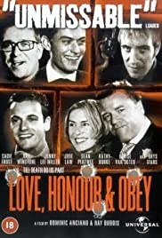 Love, Honor and Obey(2000) Poster - Movie Forum, Cast, Reviews