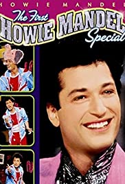 The First Howie Mandel Special Poster