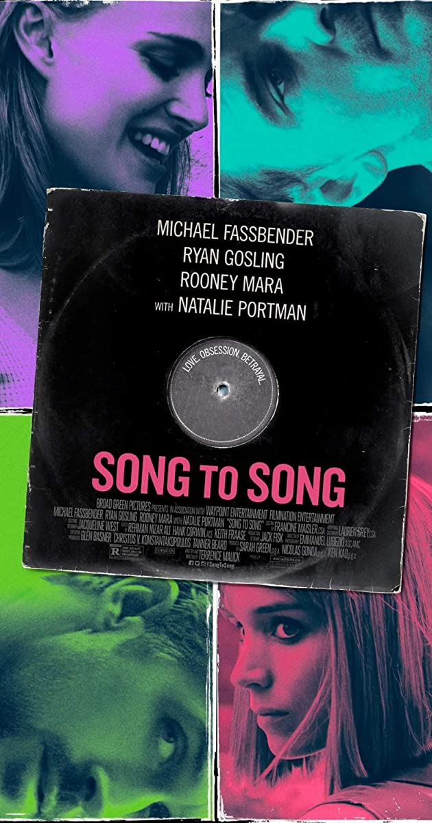 Image result for song to song film poster