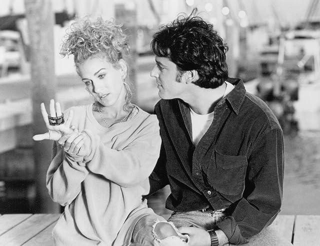 Antonio Banderas and Sarah Jessica Parker in Miami Rhapsody (1995)