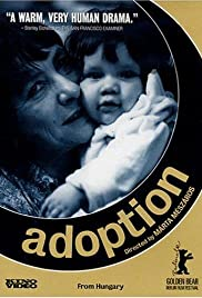 Adoption(1975) Poster - Movie Forum, Cast, Reviews