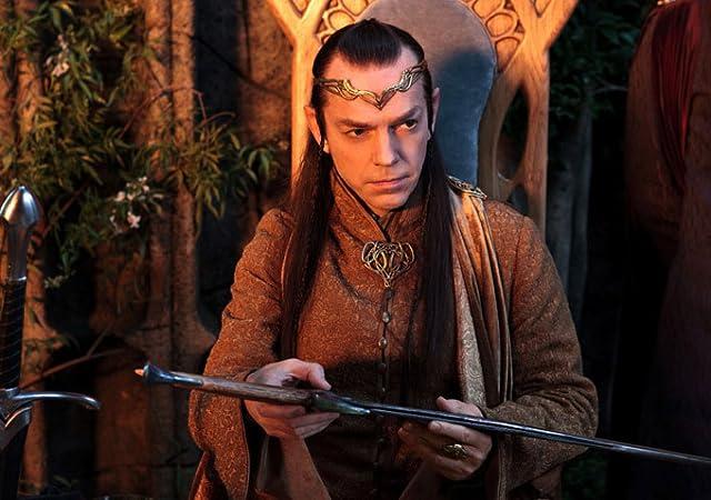 Hugo Weaving in The Hobbit: An Unexpected Journey (2012)