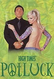 High Times Potluck Poster