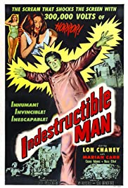 Indestructible Man(1956) Poster - Movie Forum, Cast, Reviews