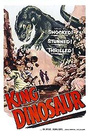 King Dinosaur(1955) Poster - Movie Forum, Cast, Reviews
