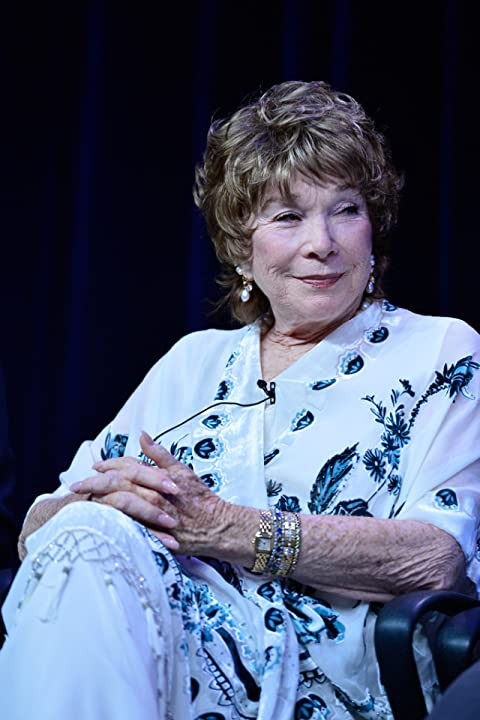 Shirley MacLaine at an event for Downton Abbey (2010)