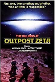 The Killings at Outpost Zeta Poster