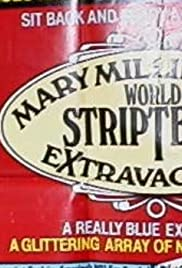 Mary Millington's World Striptease Extravaganza Poster