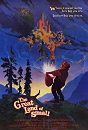 The Great Land of Small (1986) Poster - Movie Forum, Cast, Reviews