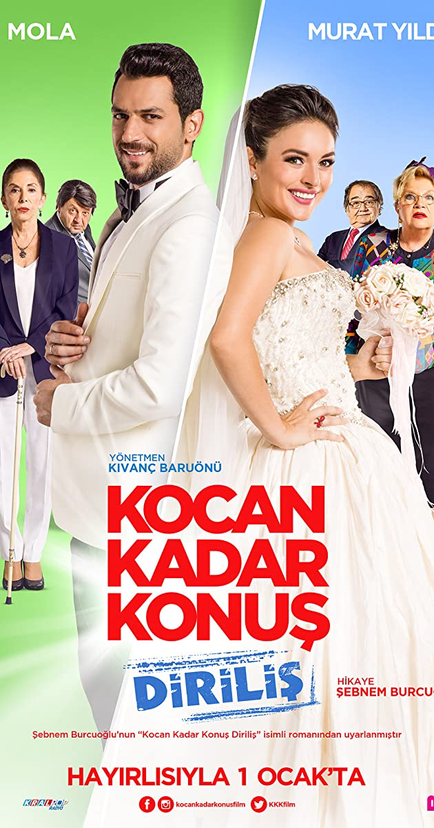 Kocan Kadar Konuş (2015) Yerli Film 720p - WebDL Torrent İndir - DCRGDizi.com