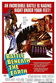 Battle Beneath the Earth (1967) Poster - Movie Forum, Cast, Reviews