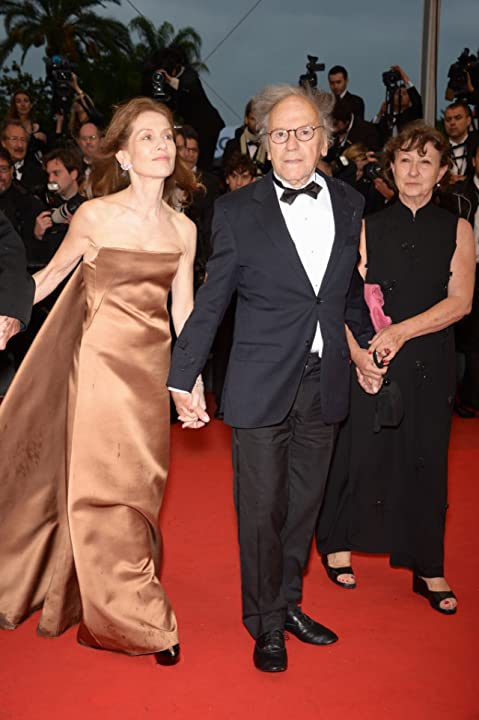 Isabelle Huppert and Jean-Louis Trintignant at Amour (2012)