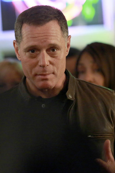Jason Beghe in Chicago P.D. (2014)