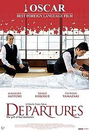 Departures(2008) Poster - Movie Forum, Cast, Reviews