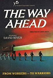 The Way Ahead Poster
