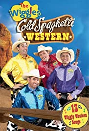 The Wiggles: Cold Spaghetti Western Poster