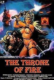 Il trono di fuoco Poster