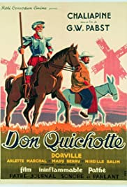 Don Quichotte Poster