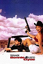 Teenage Bonnie and Klepto Clyde Poster