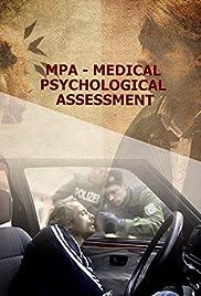 MPU - Medizinisch Psychologische UNtersuchung Poster