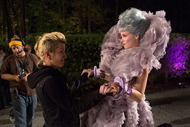 Elizabeth Banks in The Hunger Games: Catching Fire (2013)
