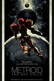 Metroid: The Sky Calls poster