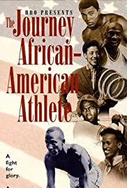 The Journey of the African-American Athlete Poster