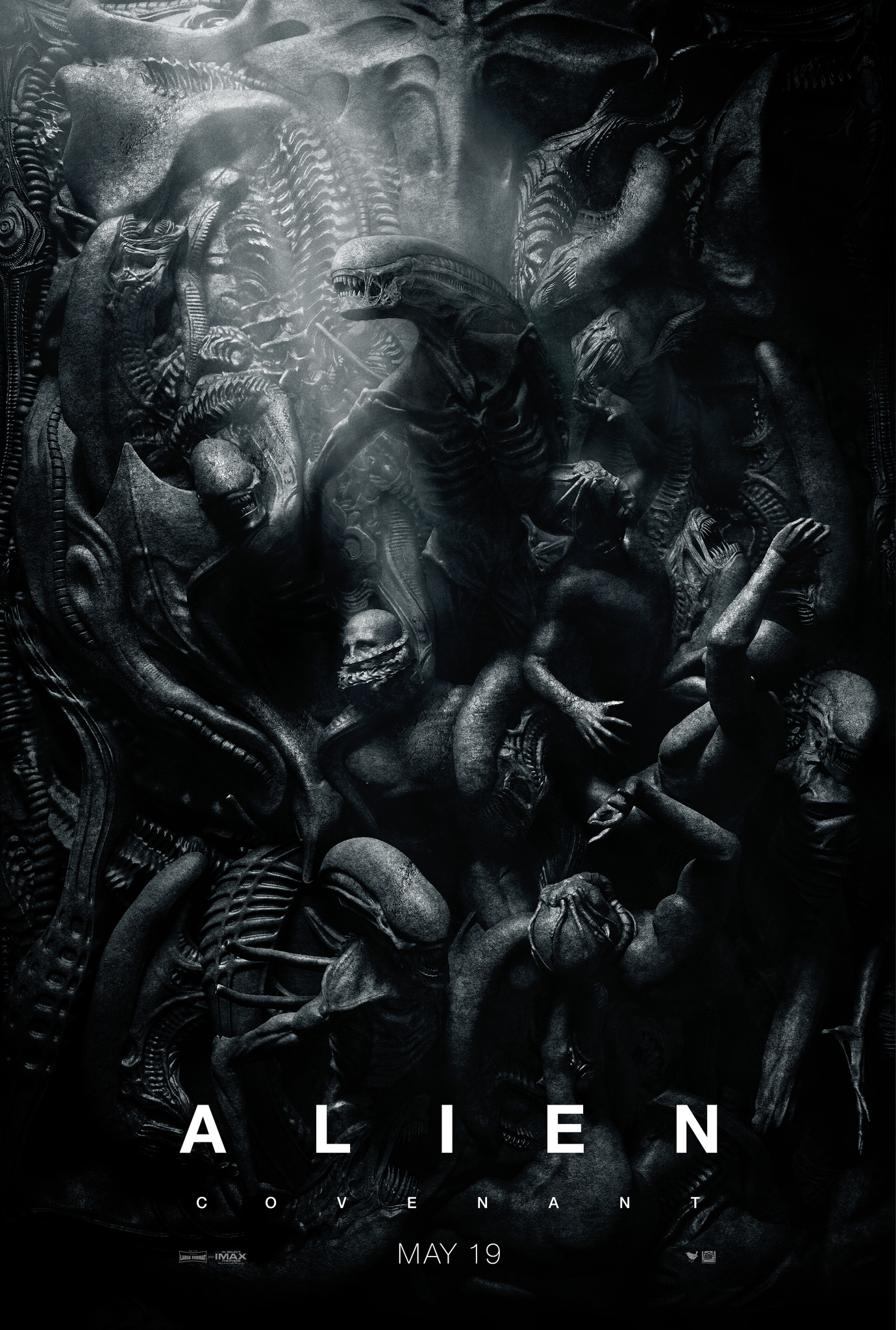 Alien Covenant 2017 Hindi Dubbed